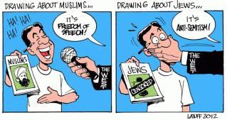 double-standard-jews-vs-muslims